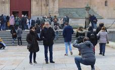 Turismo en Salamanca durante el puente de la Constitución