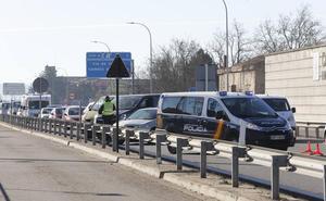 Detenido en Palencia cuando viajaba con una mujer de la que tiene orden de alejamiento