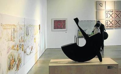 37 artistas de Castilla y León y Portugal llevan a Foz Côa su obra de inspiración vaccea