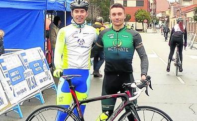 Castellano, vencedor de la VIII Carrera ciclista del Pavo en Laguna