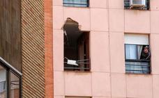 Un «misil incandescente» mató a Sergio en su casa de Tarragona
