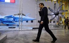 Francia dice que España escoltará a un portaaviones en Irak para luchar contra el Estado Islámico