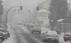 La provincia de Segovia tirita al paso de la borrasca Gloria con mínimas entre 9 y 10 bajo cero