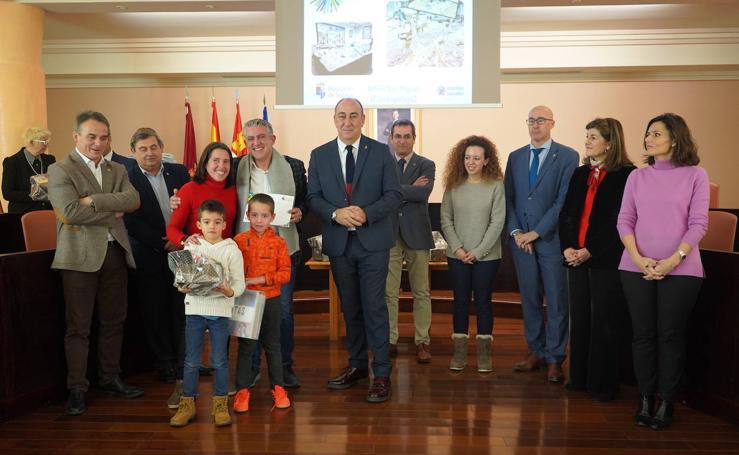 Entrega de premios del Concurso de Belenes de la Diputación de Segovia