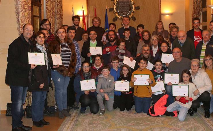 Concurso de belenes y Muestra de Villancicos del Ayuntamiento de Segovia