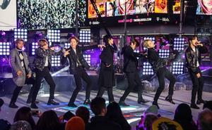 La 'boyband' surcoreana BTS anuncia dos conciertos en Barcelona
