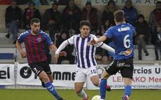 Miguel rescata de nuevo al Real Valladolid Promesas