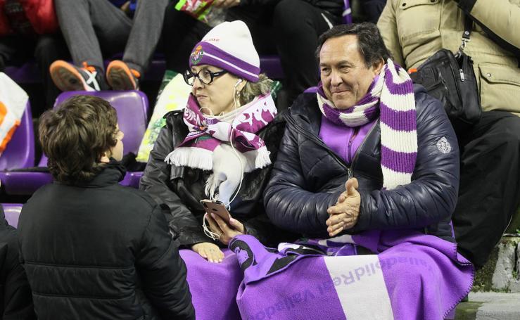 Todas las imágenes del Real Valladolid 0-1 Real Madrid