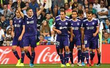 El Real Valladolid busca recuperar la sonrisa ante el que más ríe