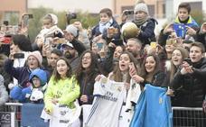 Niebla y piropos a Sergio Ramos y Zidane para recibir al Real Madrid