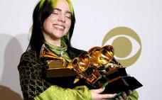 ¿Que significa la histórica victoria de Billie Eilish en los Grammy?