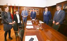 Mañueco anuncia más competencias para el Consejo Comarcal del Bierzo