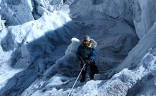Un leonés en el Everest