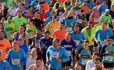 Un corredor de unos 60 años sufre un infarto durante la Carrera Monumental Ciudad de Segovia