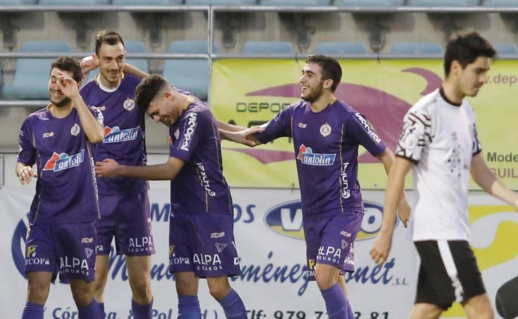 Palencia Cristo Atlético 4 - 0 Salamanca UDS B