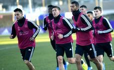 Sergio, percibe «energía y ganas de jugar» tras superar el luto por la derrota en Granada