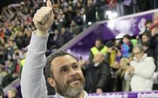 Sergio alcanza el Top 10 de partidos dirigidos al Real Valladolid en Primera