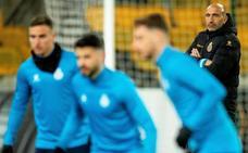 Abelardo pide la máxima exigencia a los suyos o el Real Valladolid les superará, «seguro»