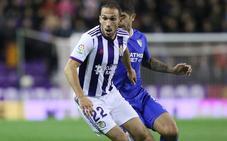 Nacho vuelve a quedarse fuera de la convocatoria del Real Valladolid