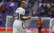 El Real Valladolid es el que más puntos ha sumado en los enfrentamientos entre los seis últimos