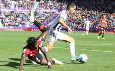 El Real Valladolid, ante una nueva oportunidad de eliminar a un rival directo