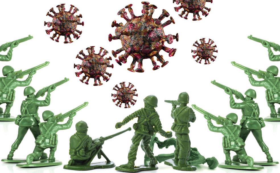 Diez formas de entrenar al cuerpo contra los virus