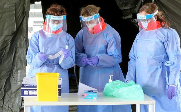 Coronavirus en Castilla y León: Tres juzgados instan de nuevo a la ...