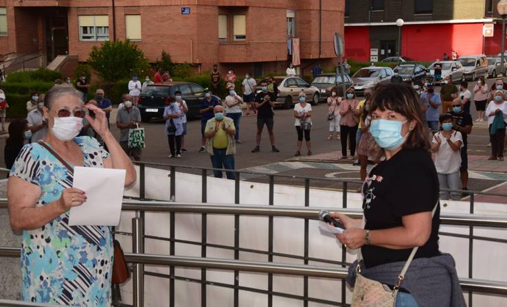 Aguilar, Guardo, Barruelo y Carrión se movilizan por la sanidad rural