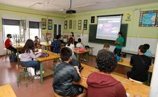 Los alumnos de la ESO y de Bachillerato de Palencia vuelven a clase