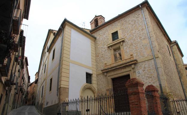 Convento de San Juan de Dios, donde viven las 'juaninas'. /antonio tanarro