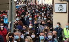 La hosteleria segoviana protesta por el cierre de sus negocios