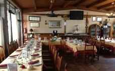 Restaurante El Jardín situado en el polígono industrial de Hontoria, en Segovia