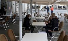 La reapertura de la hostelería se cifra en un 40 por ciento en Segovia