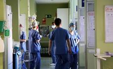 Así es la UCI del Hospital Clínico de Valladolid en tiempos de coronavirus
