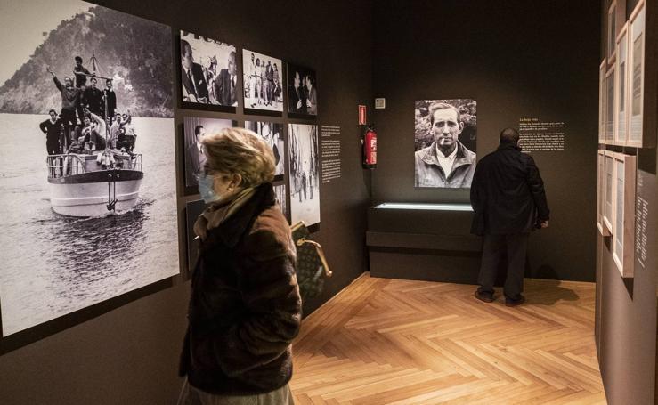 La exposición de Delibes llega a la Sala de la Pasión de Valladolid