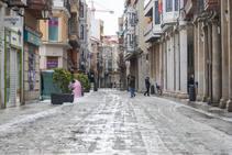 Restos de nieve y hielo protagonizan el domingo en Palencia