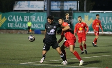 UD Santa Marta 0-1 Salamanca UDS B