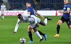 Las mejores imágenes del Atalanta-Real Madrid