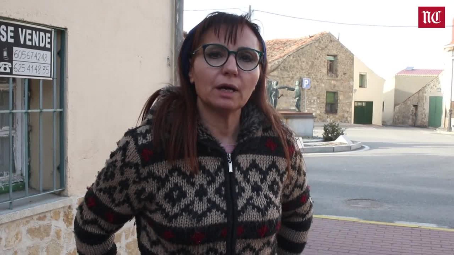 La segoviana Consuelo Iglesias habla de las consecuencias de su covid persistente