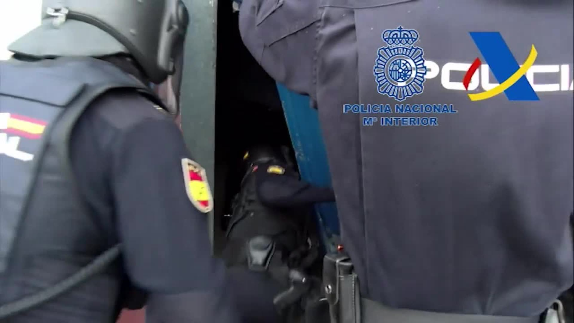 Nueve detenidos en la desarticulación de una banda dedicada a la fabricación ilegal de tabaco en Valladolid