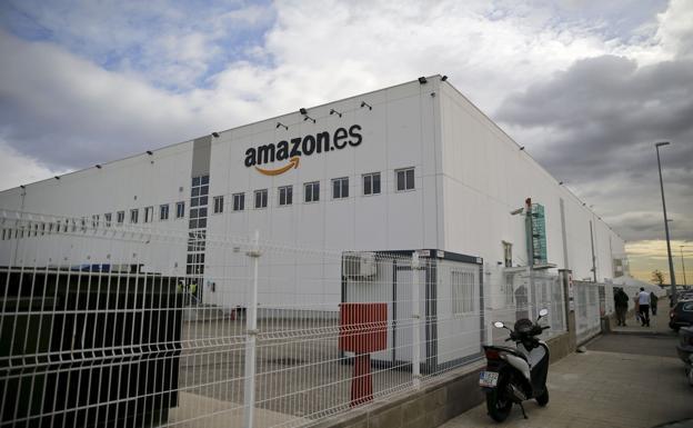 Amazon creará 3.000 puestos de trabajo en España y alcanzará los 15.000 empleados