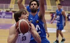 El UEMC Real Valladolid Baloncesto progresa adecuadamente