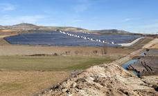 Simancas decide restringir la instalación de parques fotovoltaicos