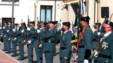 La Guardia Civil de Segovia celebra su patrona, la Virgen del Pilar