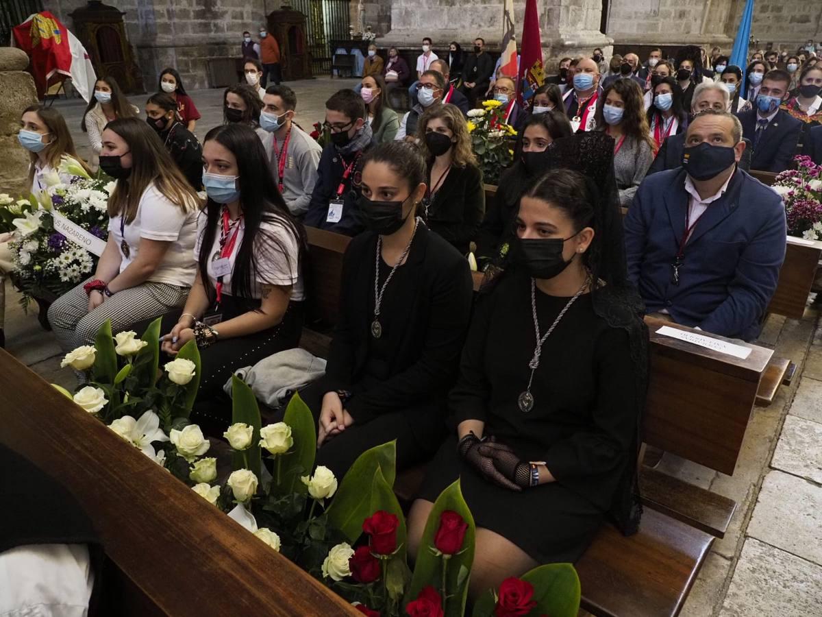 Más de un millar de jóvenes cofrades participan en el Encuentro Nacional que se celebra en Valladolid