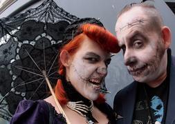 La Ropa De Las Hijas De Zapatero Inspira A Los Aficionados A Halloween El Norte De Castilla