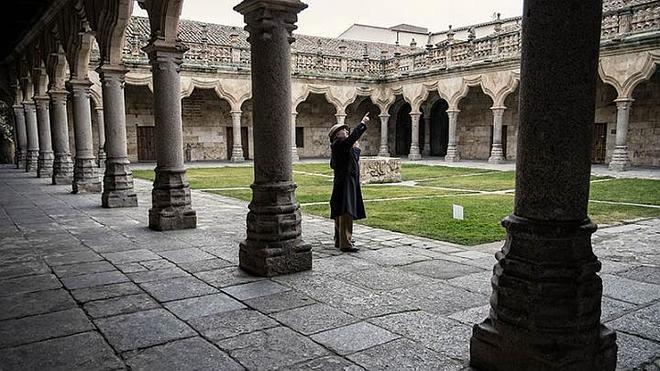 Salamanca, a golpe de móvil