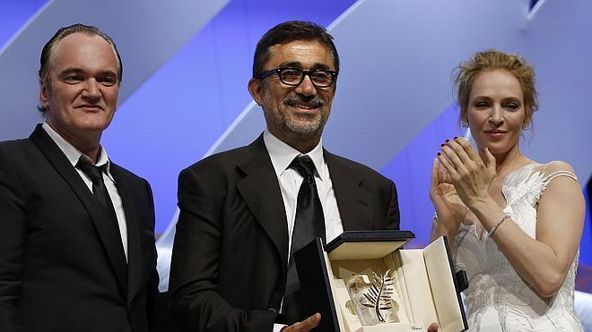 La turca 'Winter Sleep' conquista la Palma de Oro en Cannes