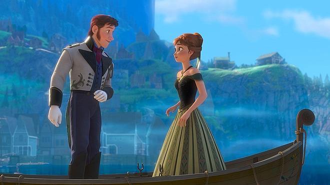'Frozen' es ya la quinta película más taquillera de la historia