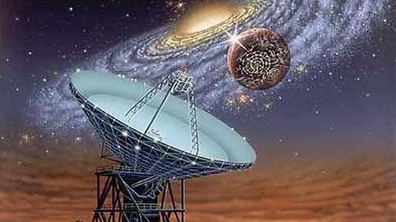 Cuatro décadas en busca de vida extraterrestre